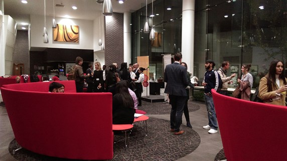 HMRC Speed Networking